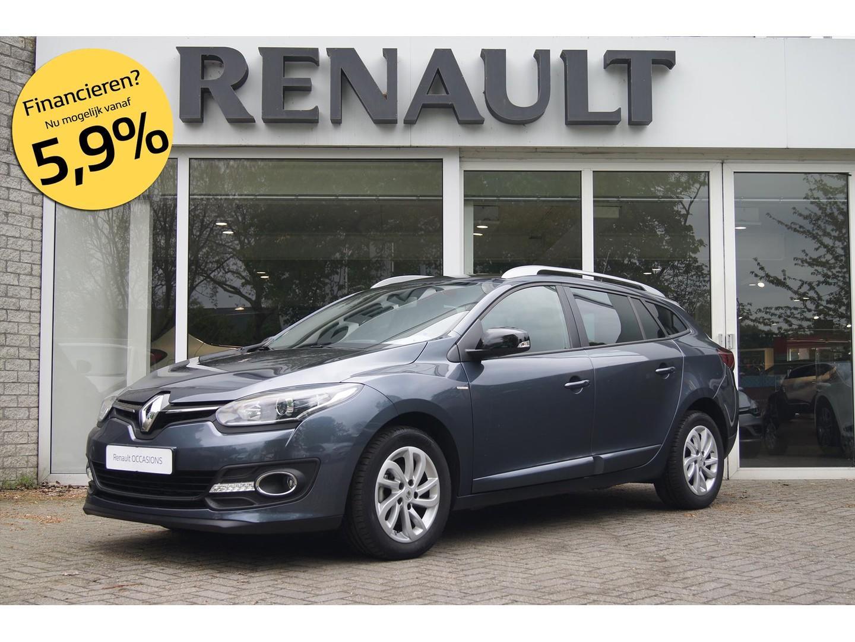 Renault Mégane 1.2 energy tce 115pk eco limited