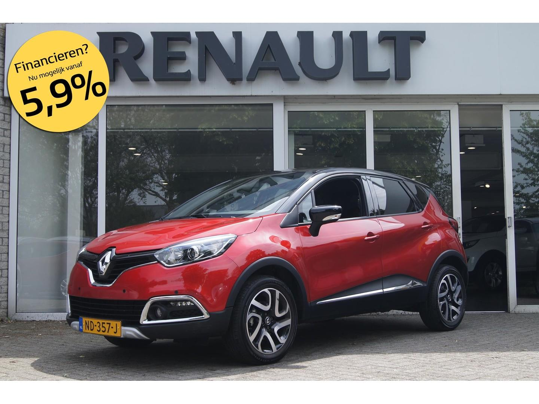 Renault Captur Tce 120pk edc helly hansen