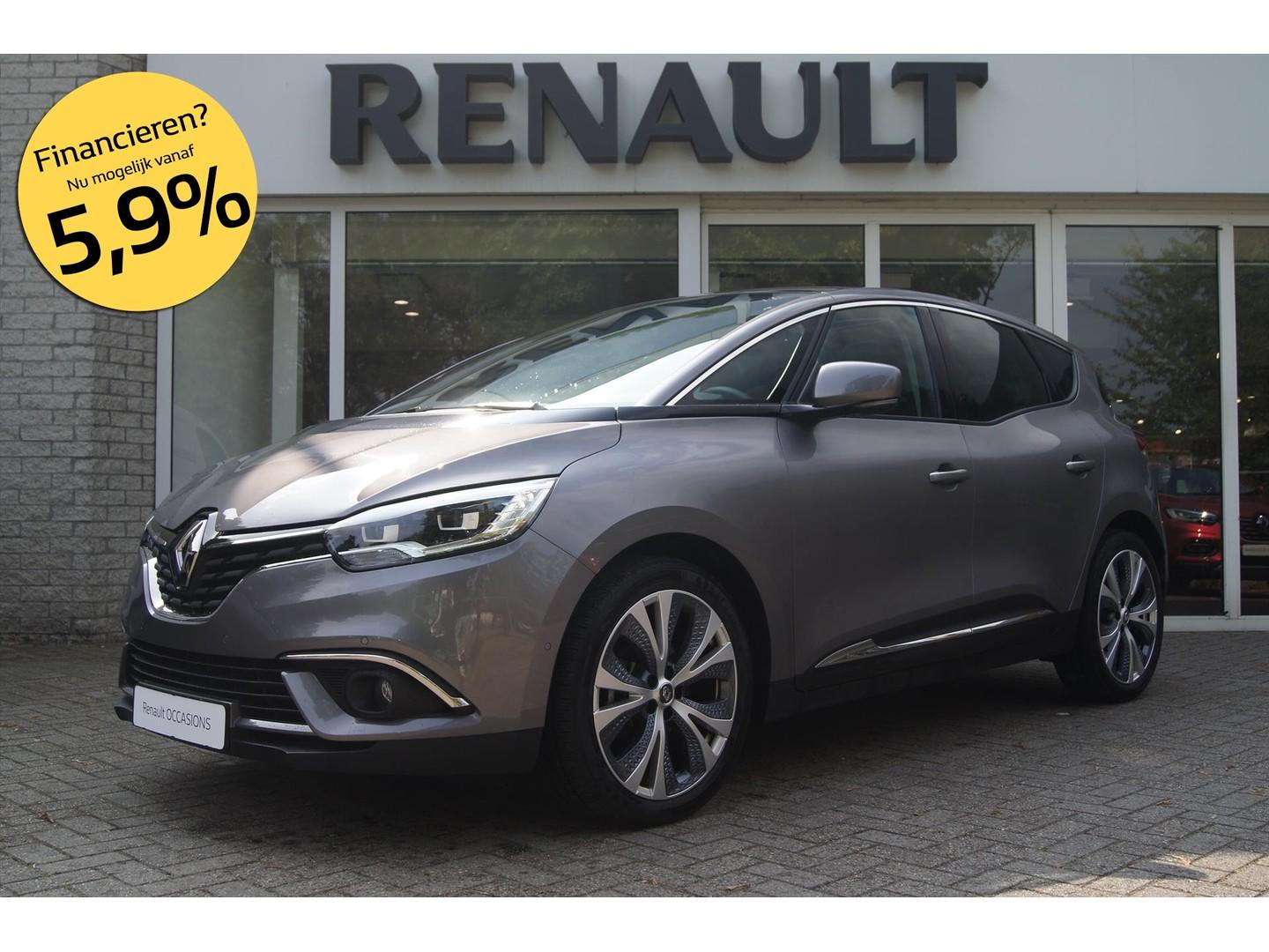 Renault Scénic 1.3 tce 140pk gpf intens p.technology/easy life
