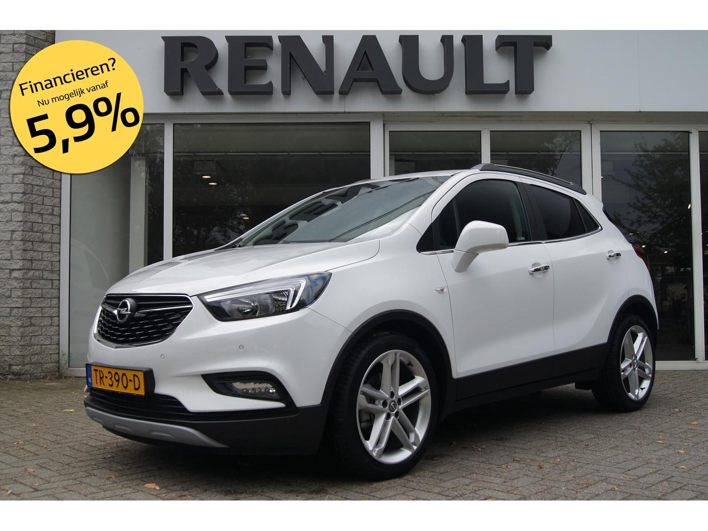 Opel Mokka x 1.4 turbo 140pk aut. innovation