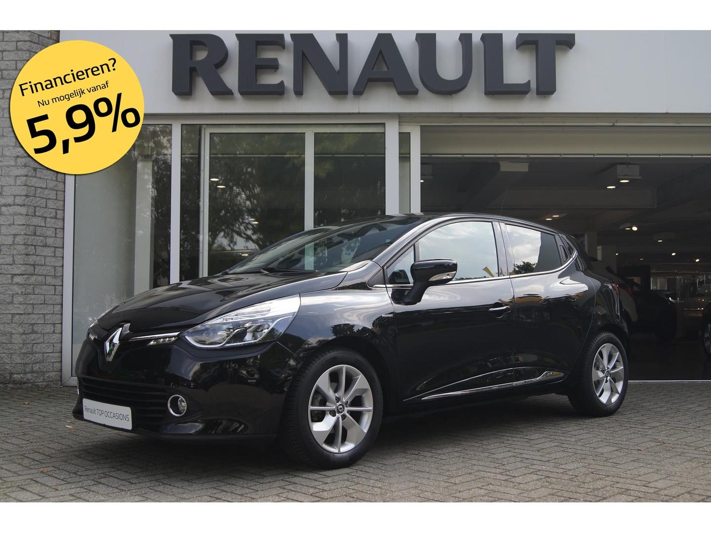 Renault Clio Energy tce 90pk s&s limited achteruitrijcamera