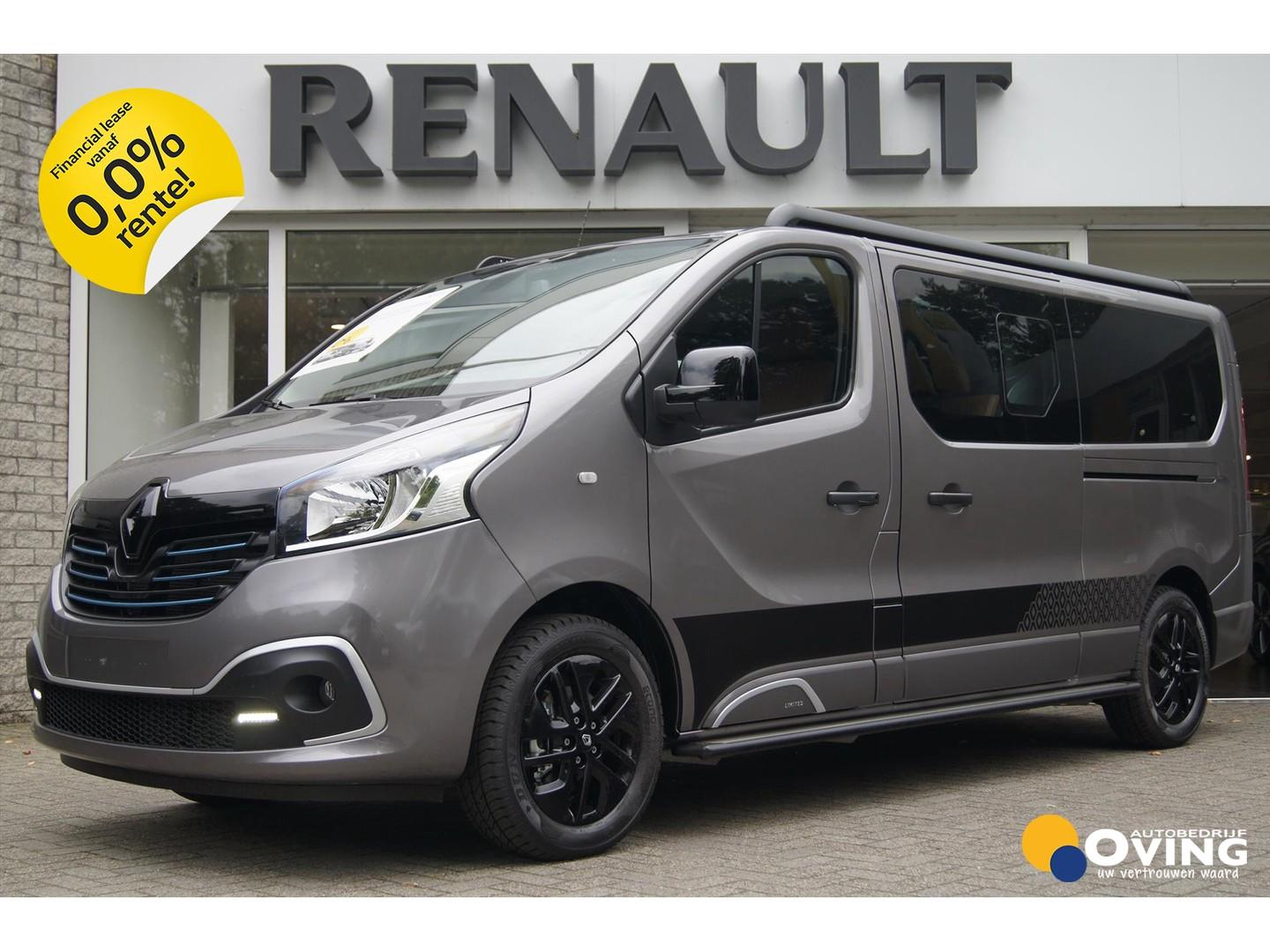 Renault Trafic L2h1 t29 dc energy dci 145 tt limited