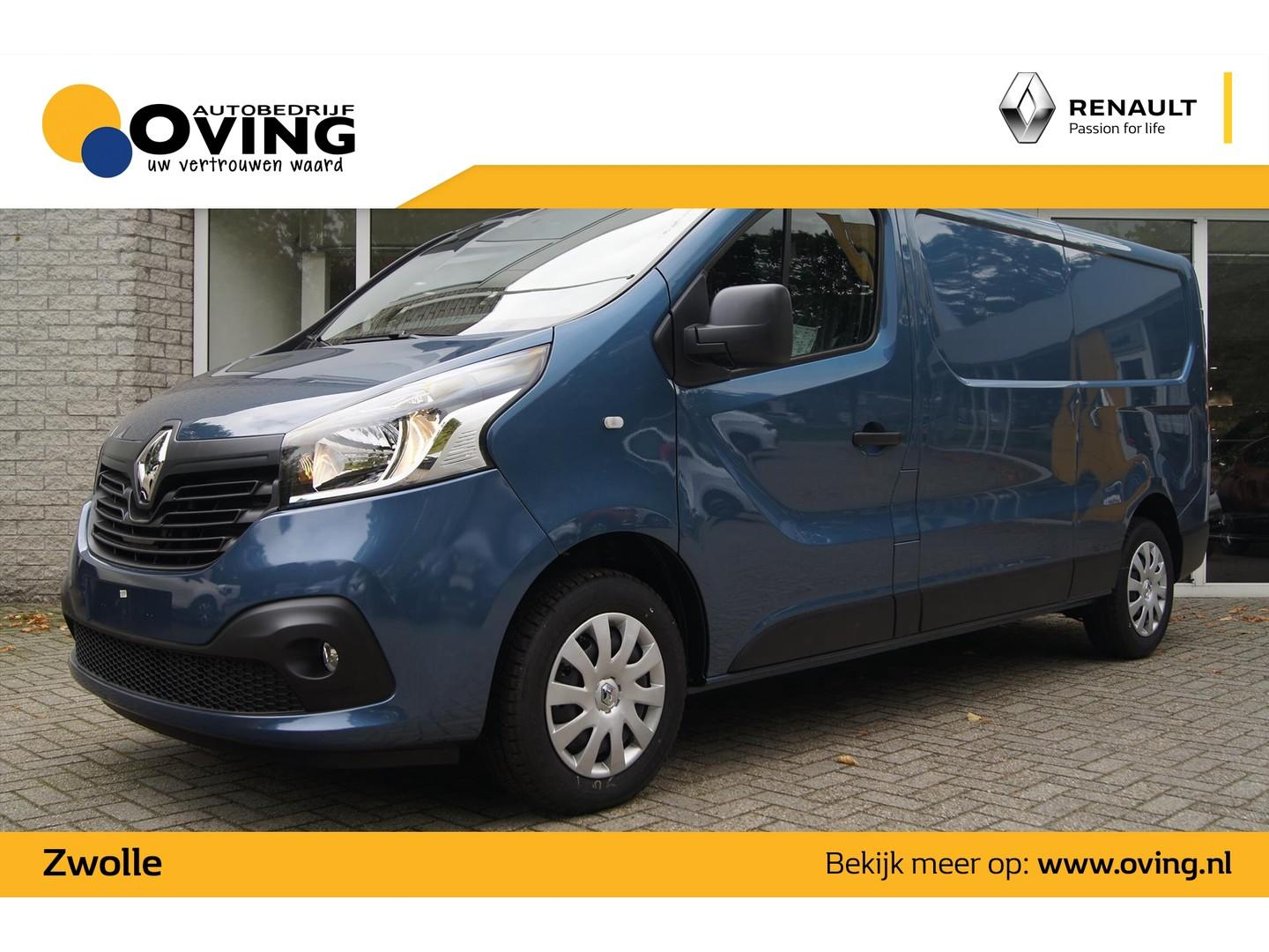 Renault Trafic L2h1 t29 energy dci 125 work edition