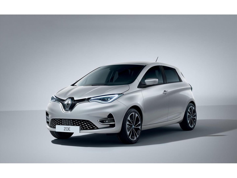 Renault Zoe new R135 intens batterijkoop