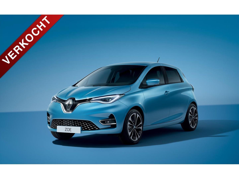 Renault Zoe new R135 intens batterijhuur