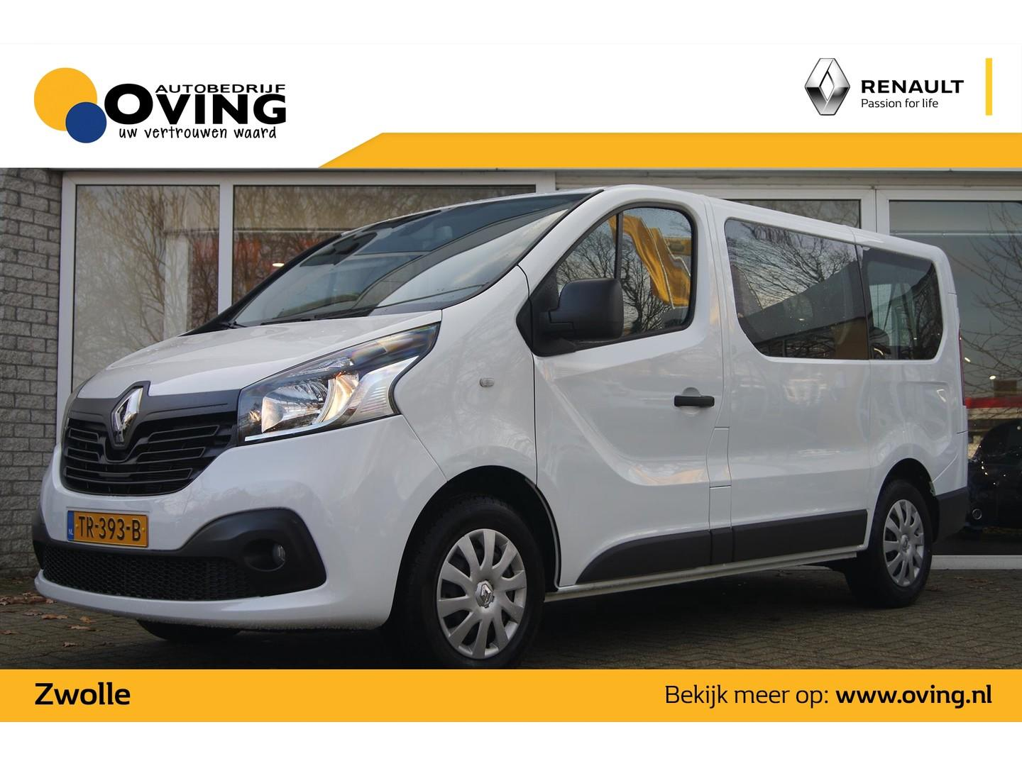 Renault Trafic Passenger 1.6 energy dci 95pk s&s expression