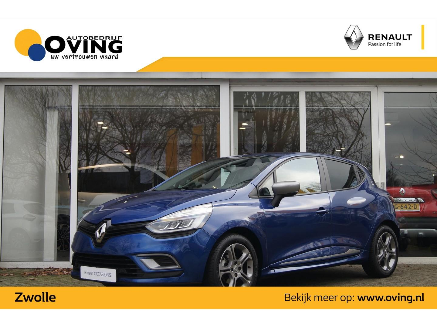 Renault Clio Energy tce 90pk s&s intens