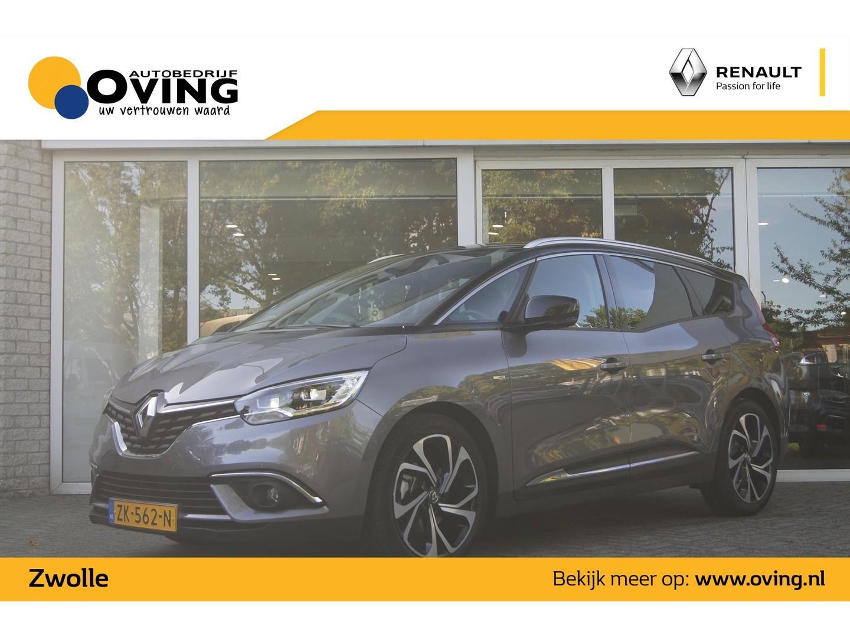 Renault Grand scénic 1.3 tce 140pk gpf 7pl. bose