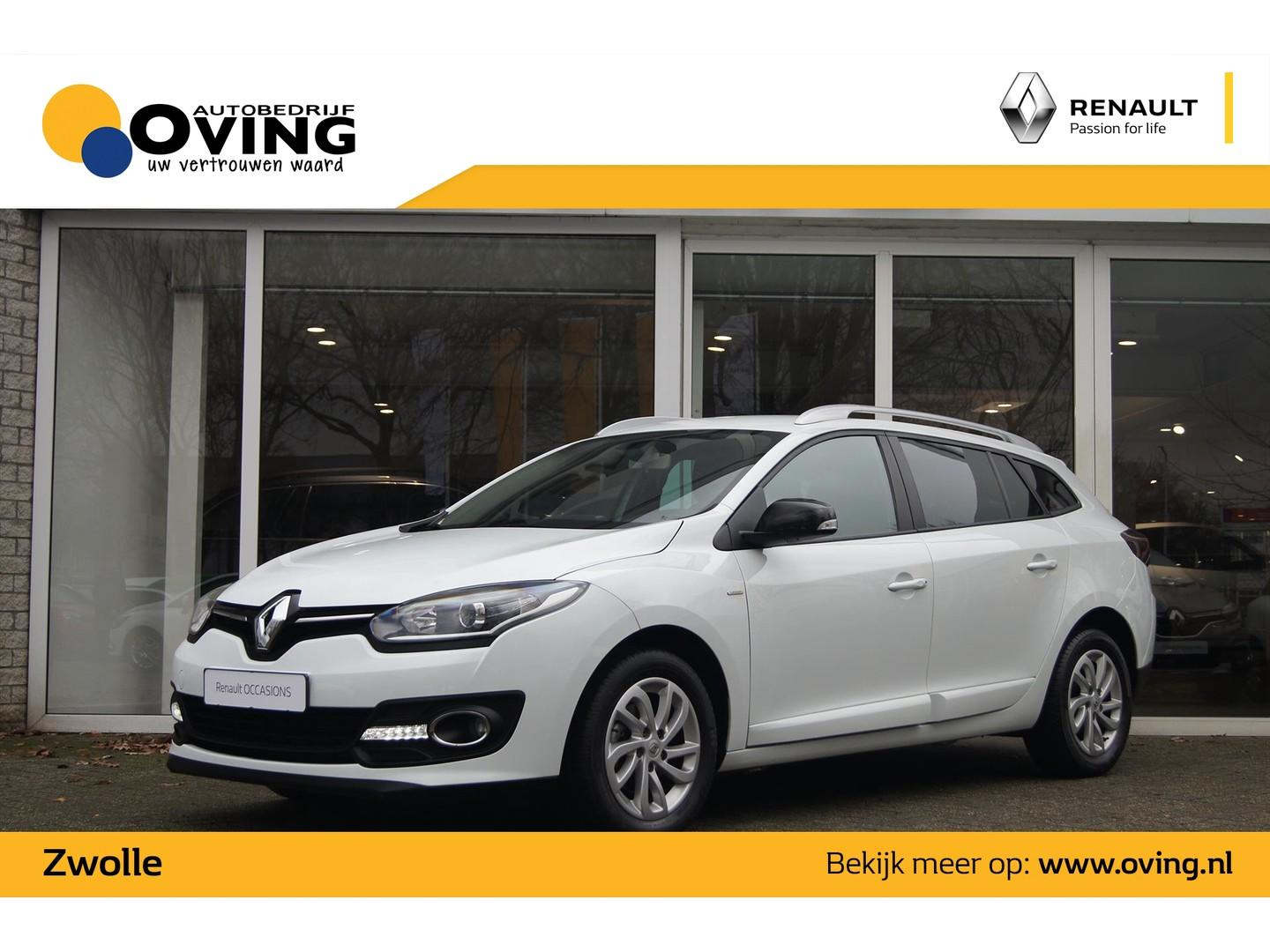 Renault Mégane Energy tce 115pk s&s eco limited
