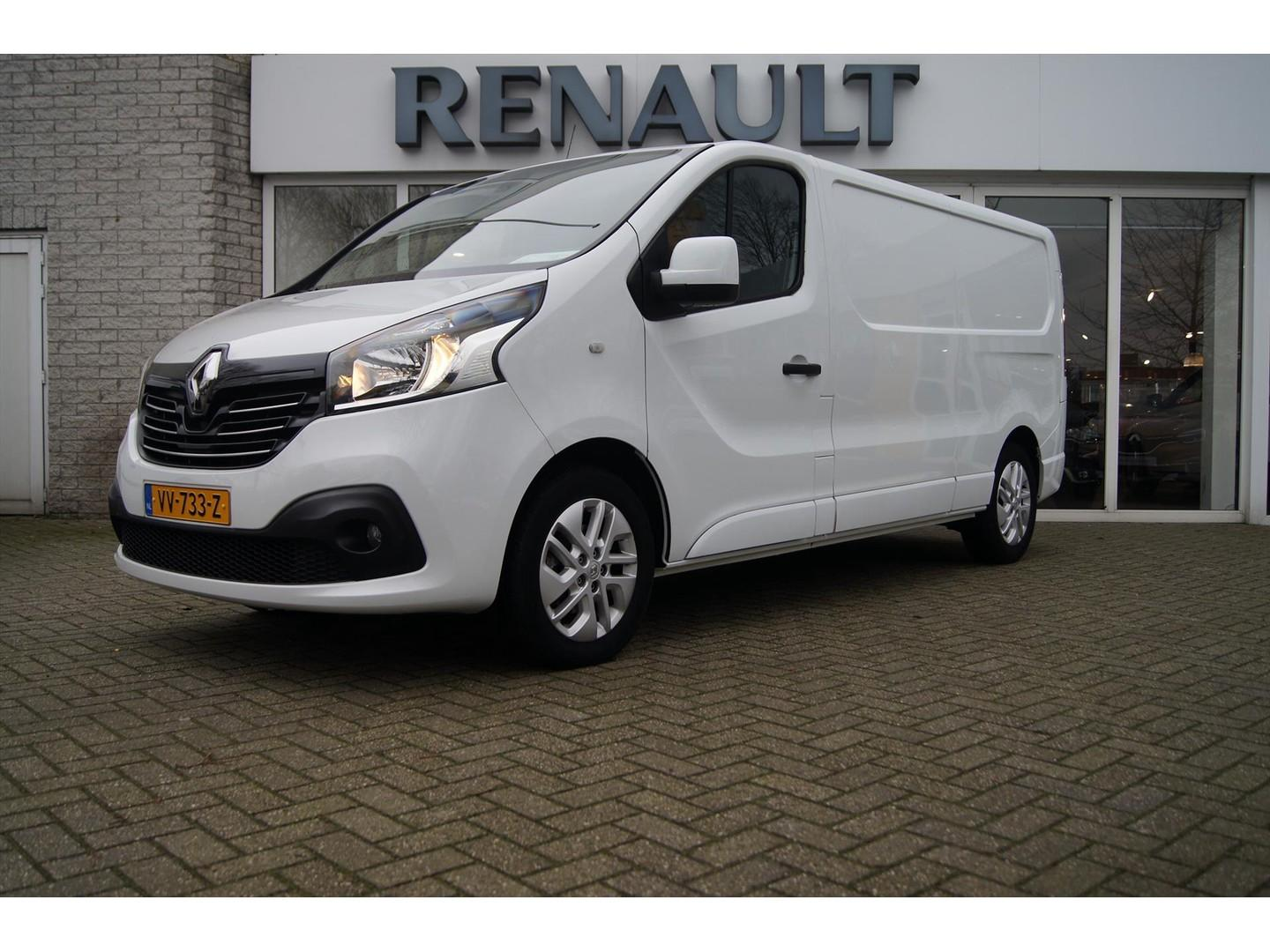 Renault Trafic Gb 1.6 energy dci 145pk twinturbo l2h1 t29 luxe