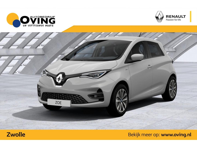 Renault Zoe new R135 edition one batterijhuur