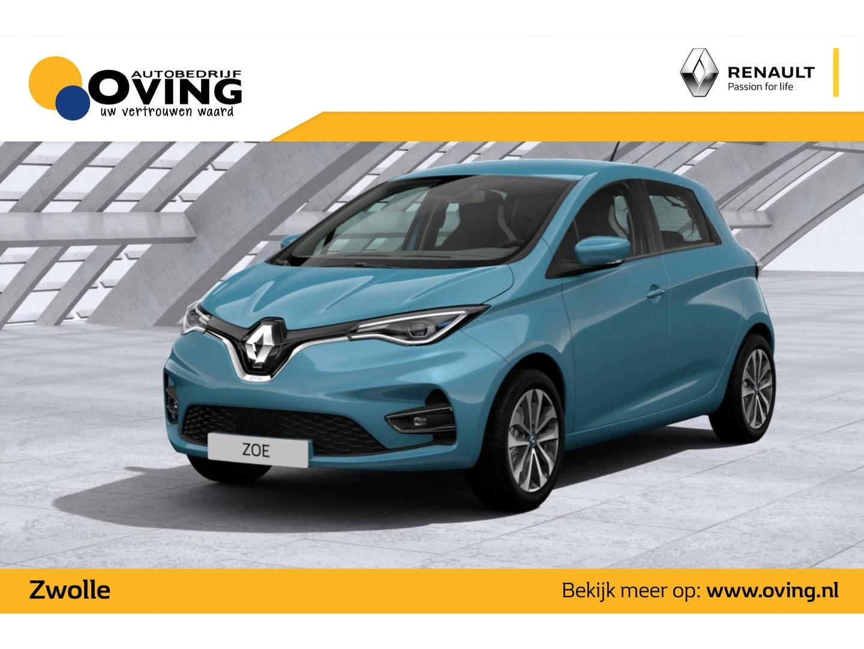 Renault Zoe new R135 zen batterijkoop