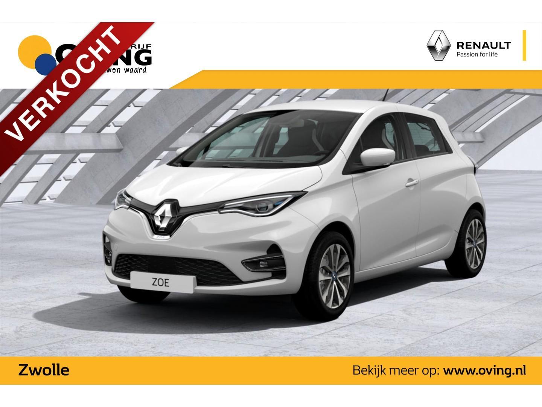 Renault Zoe new R135 zen batterijhuur