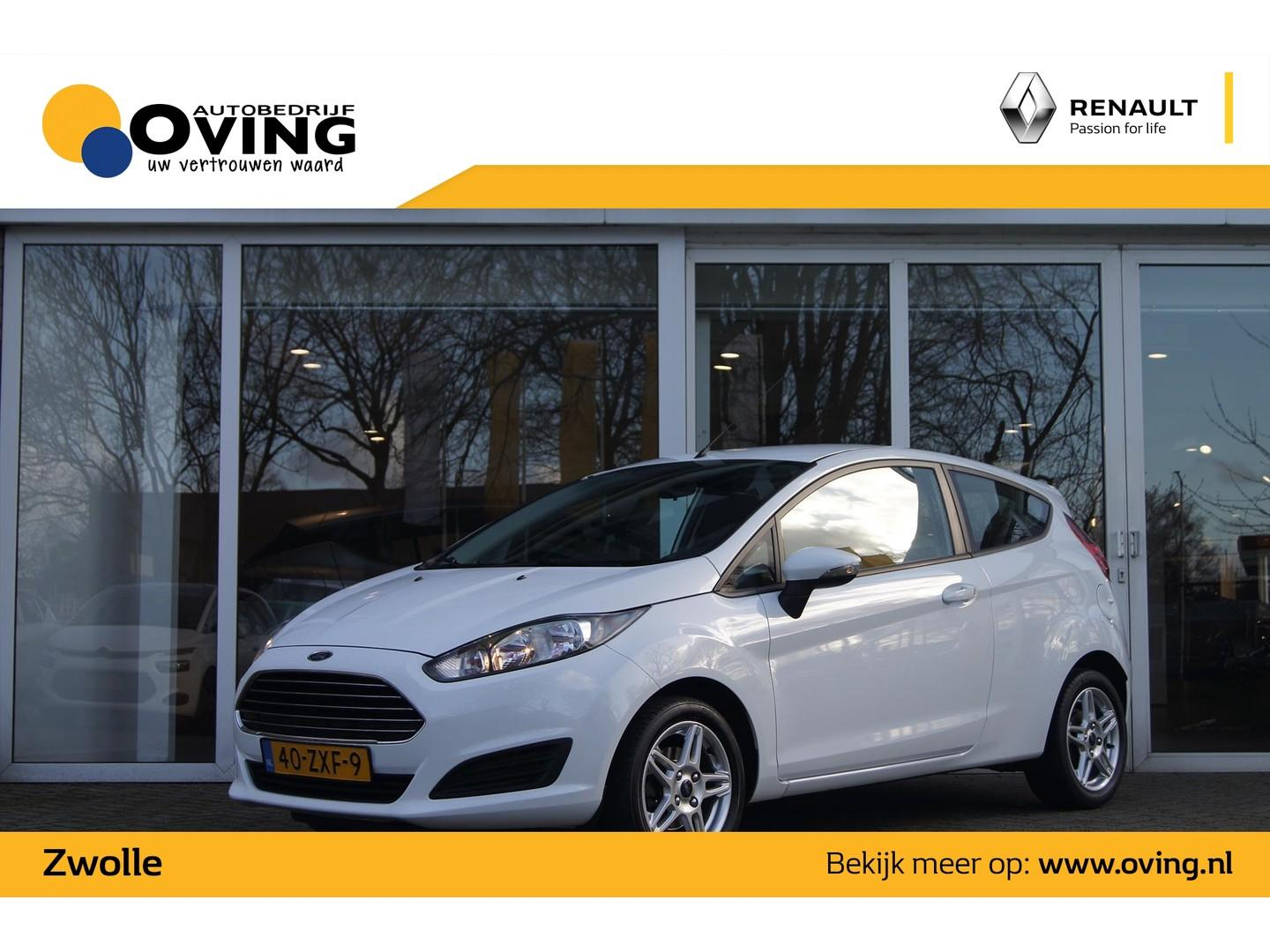 Ford Fiesta 1.0 65pk 3d s/s champions edition