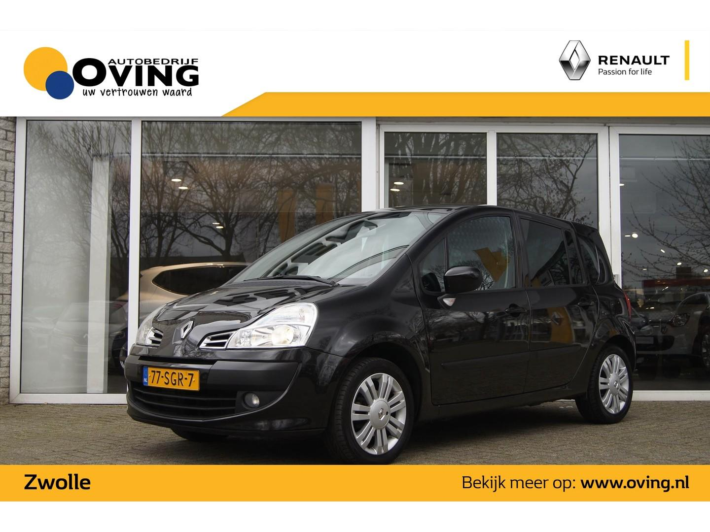 Renault Grand modus 1.2 tce 100pk exception