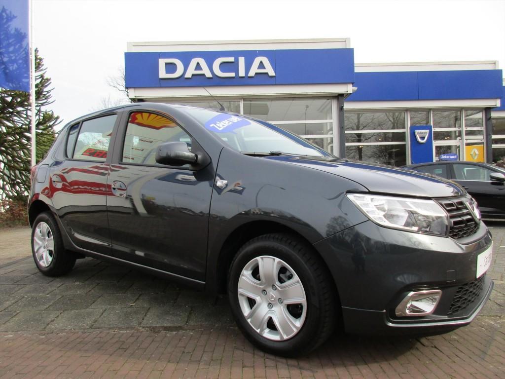 Dacia Sandero 0.9 tce 90pk bi-fuel s&s lauréate voorraad bj 2017