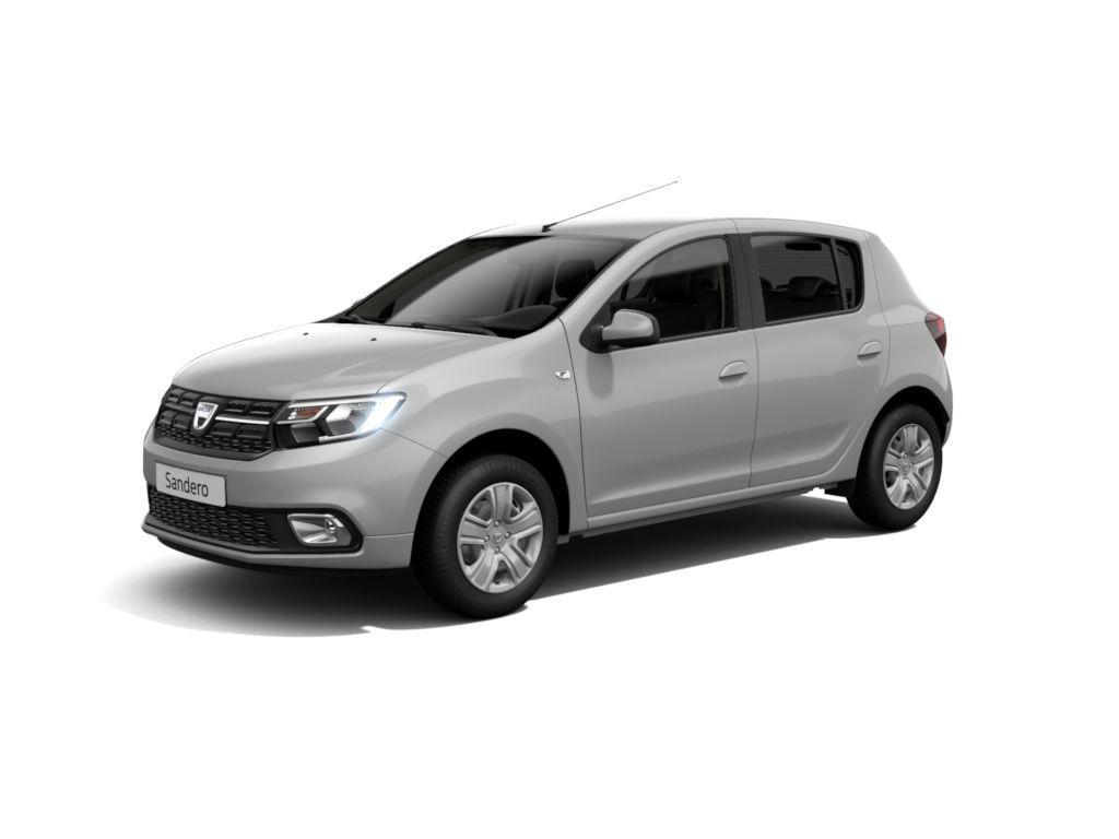 Dacia Sandero 0.9 tce 90pk lauréate voorraad bj 2017
