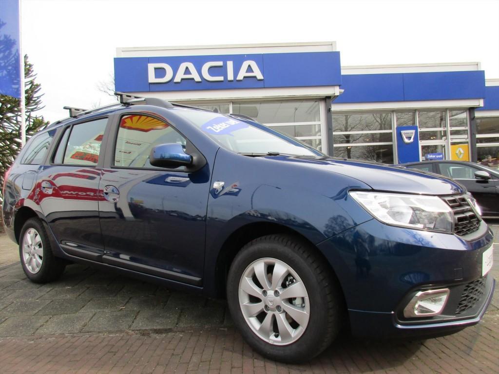 Dacia Logan 0.9 tce 90pk lauréate voorraad bj 2017
