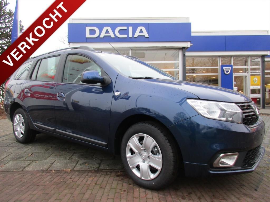 Dacia Logan 0.9 tce 90pk lauréate easy-r voorraad bj 2016