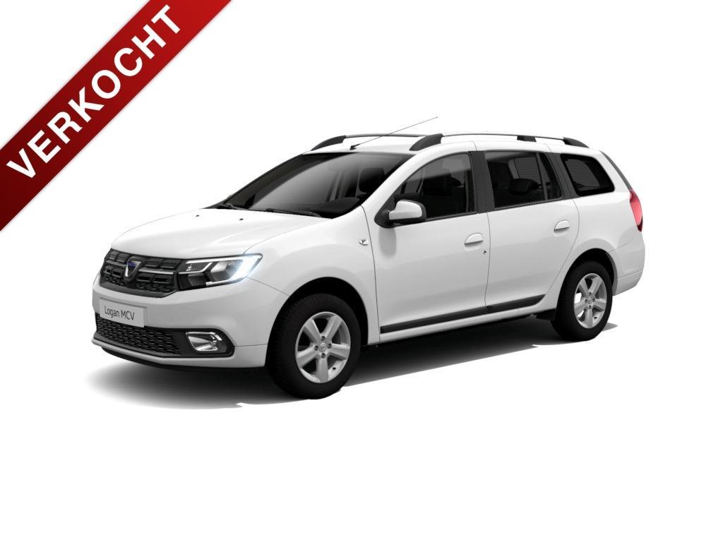 Dacia Logan 0.9 tce 90pk bi-fuel s&s lauréate voorraad bj 2017