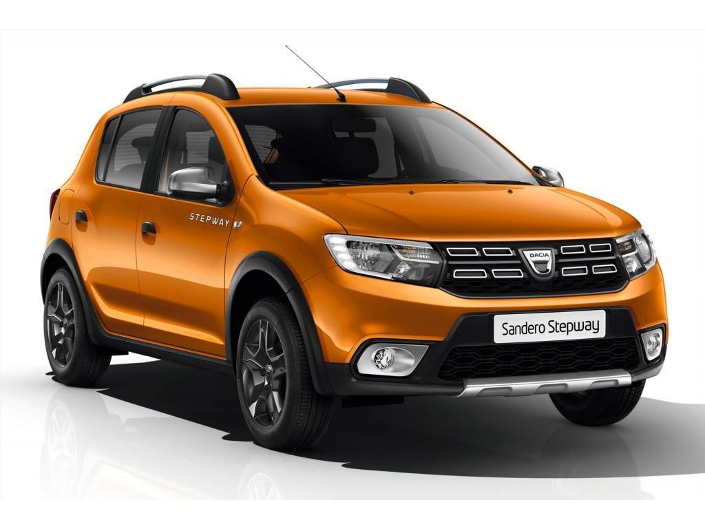 Dacia Sandero 0.9 tce 90pk s&s sl stepway voorraad bj 2017