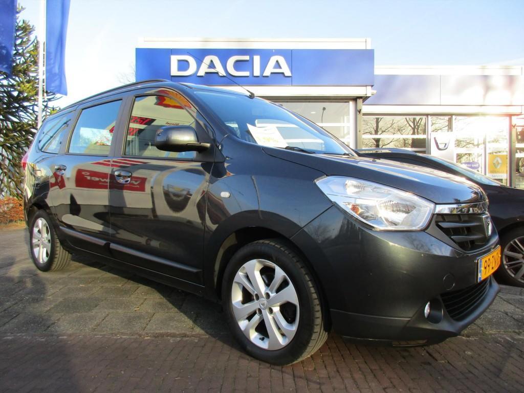 Dacia Lodgy 1.2 tce 115pk prestige 7 persoons bj 2013