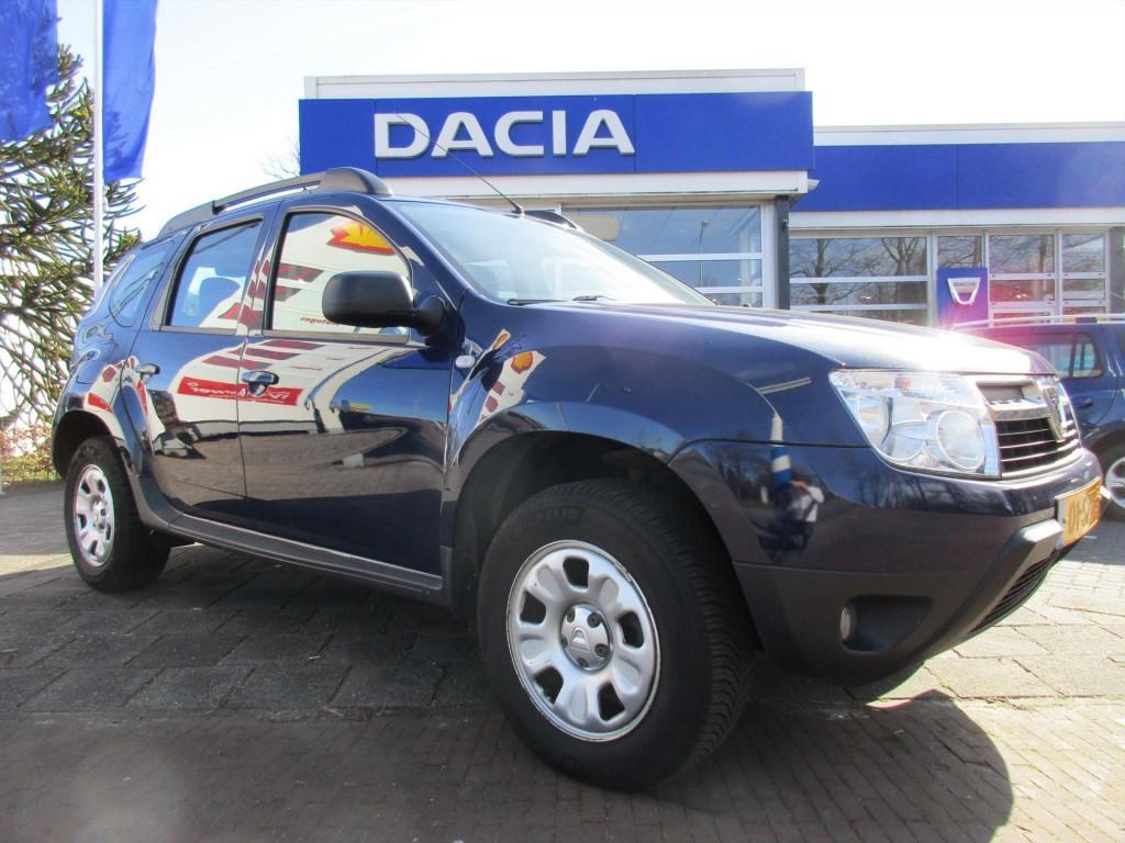 Dacia Duster 1.6 16v 105pk 4x2 lauréate lpg ! bj 2012