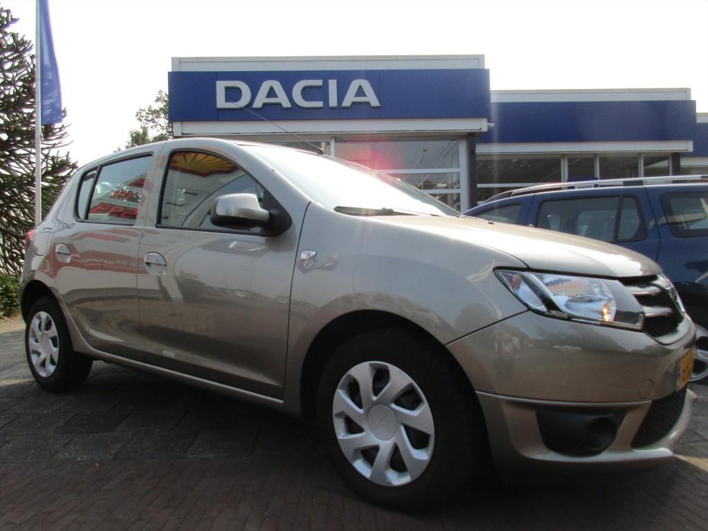 Dacia Sandero 0.9 tce 90pk lauréate
