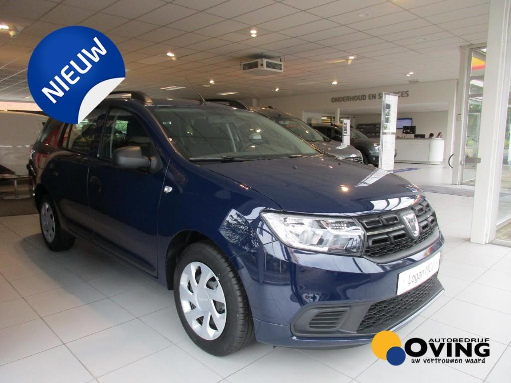 Dacia Logan Mcv ambiance - airconditioning - pack comfort -rijklaar -