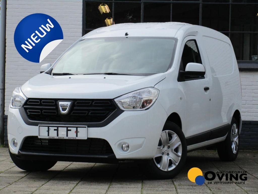 Dacia Dokker Van dci 90 solid - uit voorraad leverbaar - rijklaar ex btw/bpm