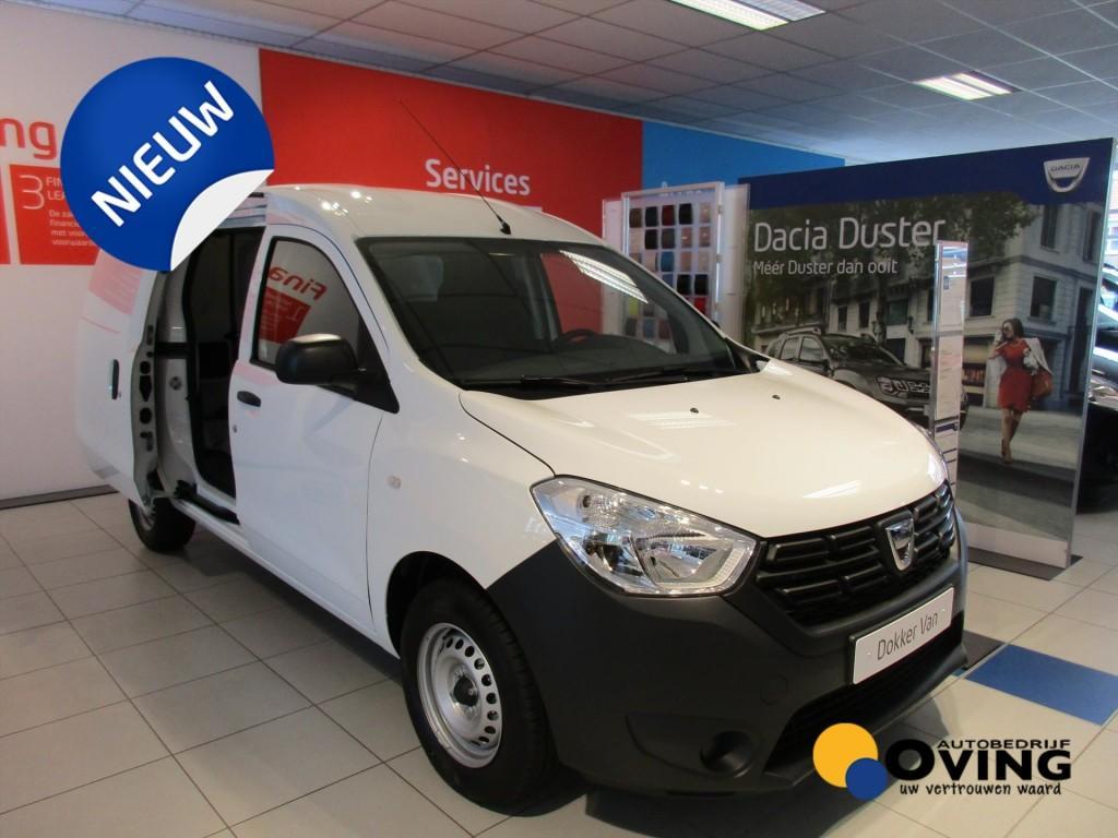 Dacia Dokker Van basic -uit voorraad leverbaar -