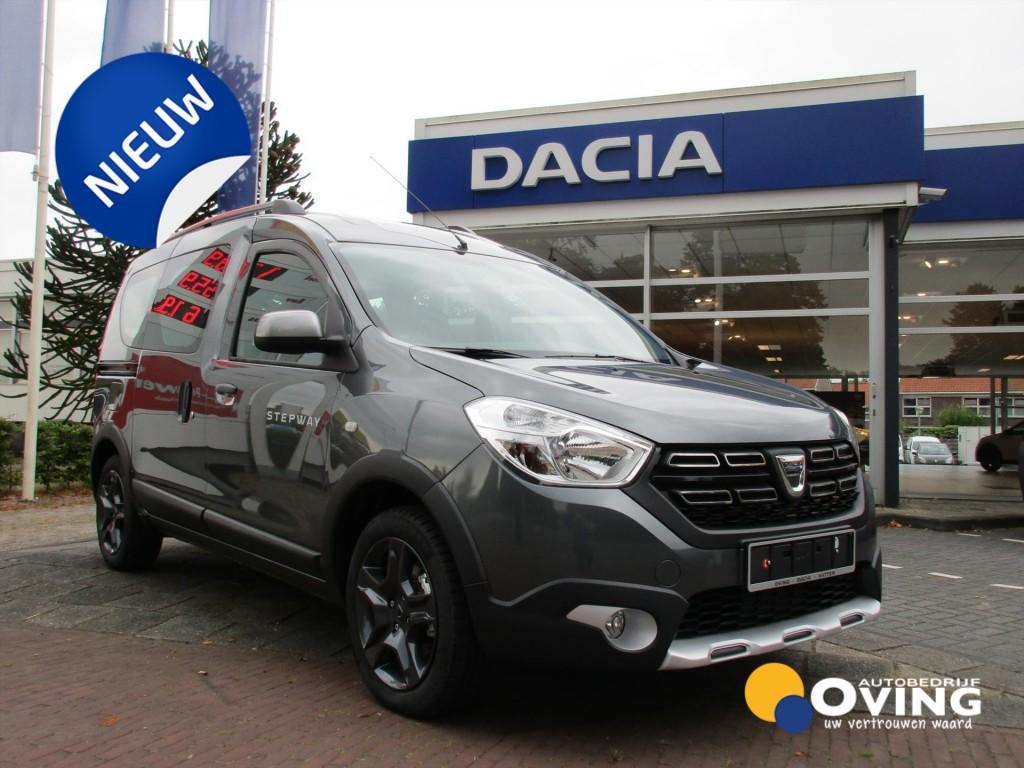 Dacia Dokker 1.2 tce 115 stepway rijklaar! - uit voorraad leverbaar! -