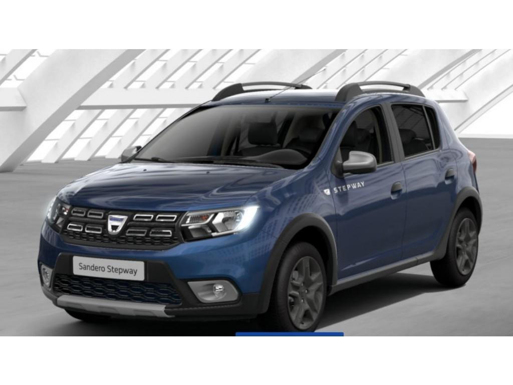 Dacia Sandero Tce 90 stepway bi fuel - navigatie - pdc -