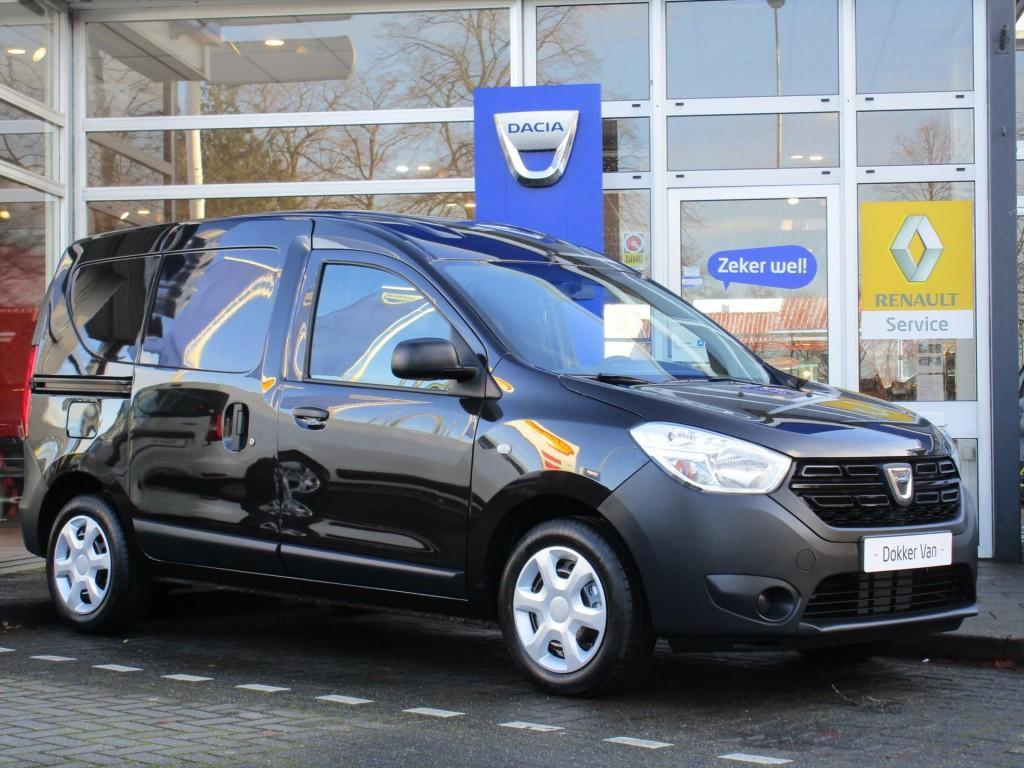 Dacia Dokker 1.5 dci 75pk stop & start ambiance