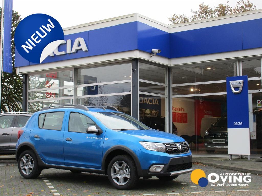 Dacia Sandero Tce 90pk bi fuel stepway - uit voorraad leverbaar! - rijklaar -