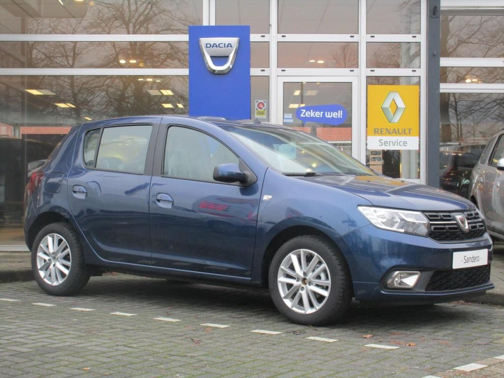 Dacia Sandero 0.9 tce 90pk bi-fuel lauréate rijklaar -direct leverbaar-