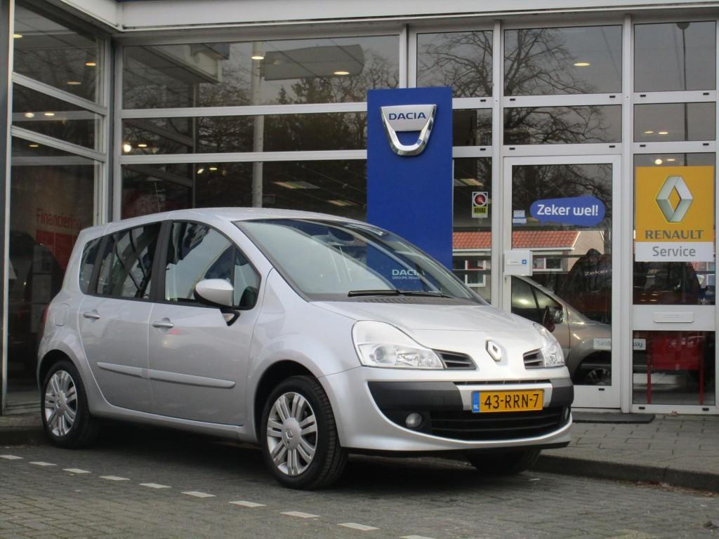 Renault Grand modus 1.2 tce 100pk exception - hoge instap - lagekm stand!