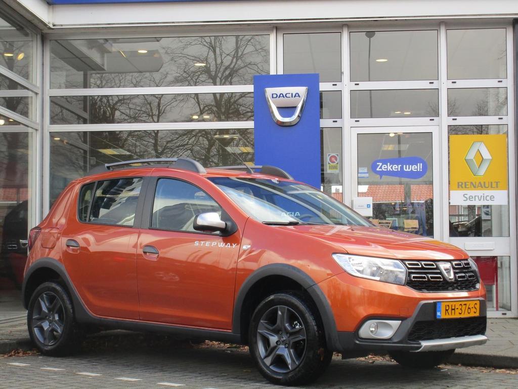 Dacia Sandero 0.9 tce 90pk stepway - navigatie - pdc - rijklaar prijs -