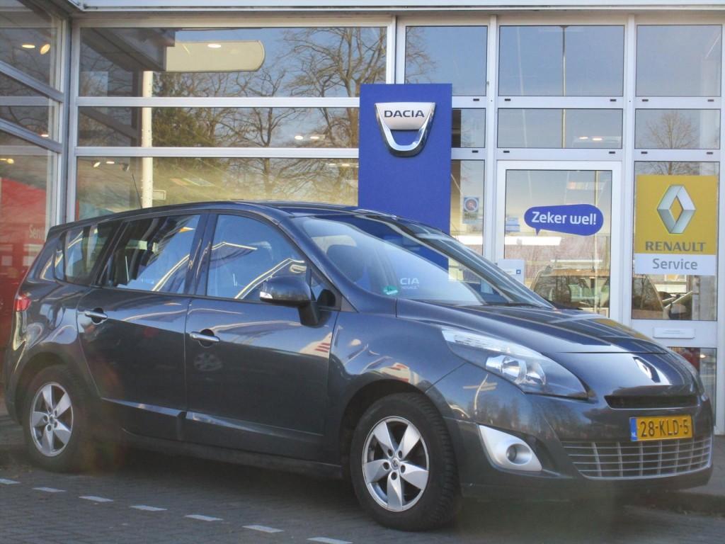 Renault Grand scénic 1.6 5p dynamique - dealer onderh. - eerst eig. - meeneemprijs -