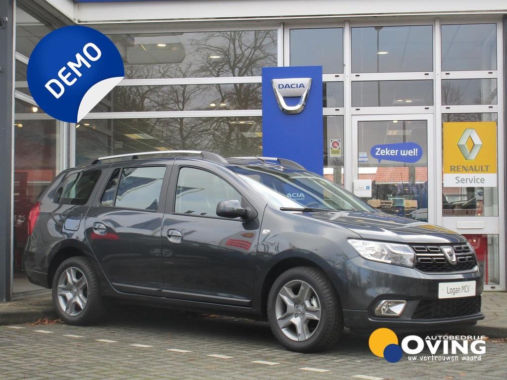 Dacia Logan 0.9 tce mcv laureate -demo-7500 km-rijklaar-