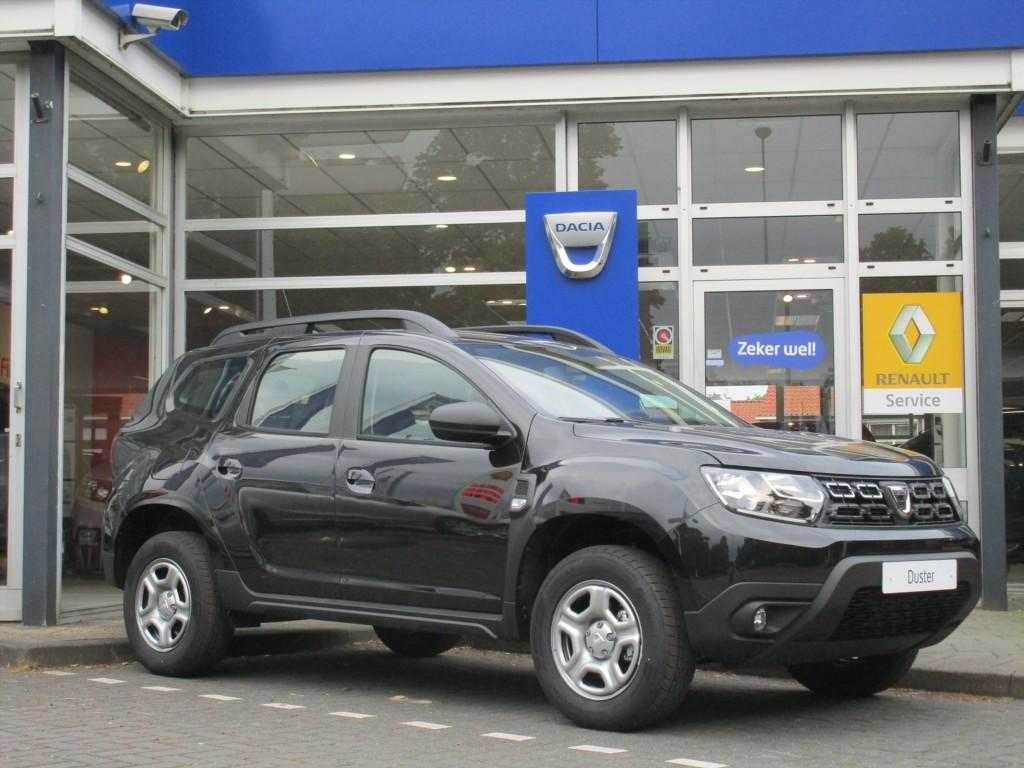 Dacia Duster New tce 125 4x2 stop & start comfort