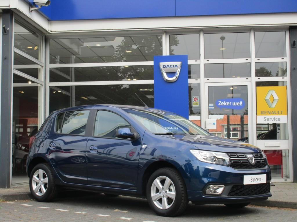 Dacia Sandero 0.9 tce easy r automaat royaal - rijklaar - voorraad -