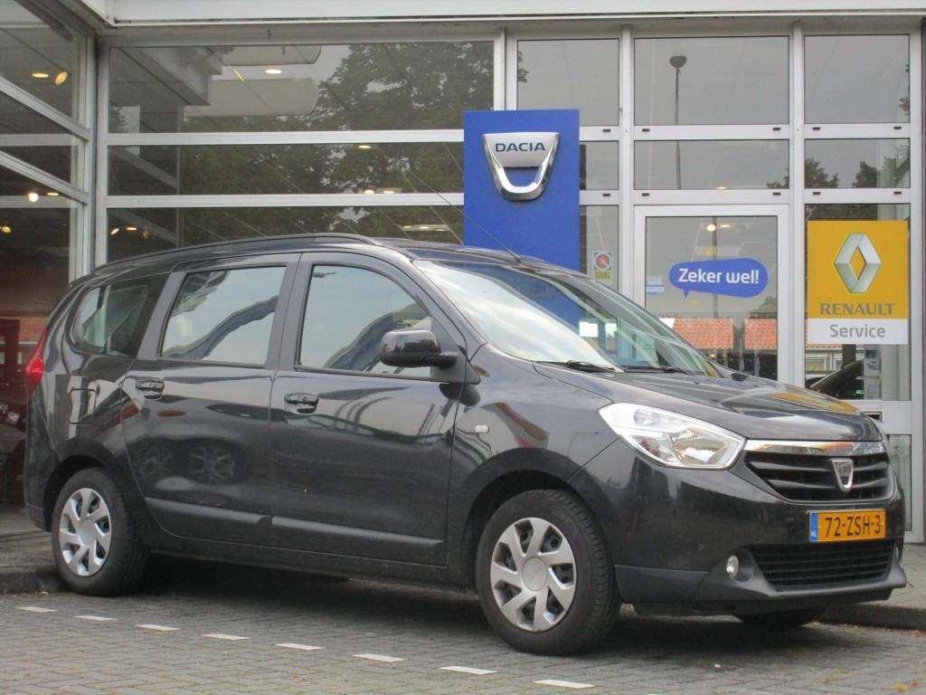 Dacia Lodgy 1.2 tce 115pk 5p lauréate - airco - eerste eigenaar -