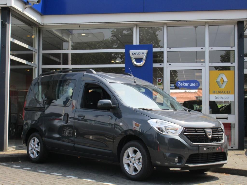 Dacia Dokker 1.5 dci 90pk stop & start lauréate
