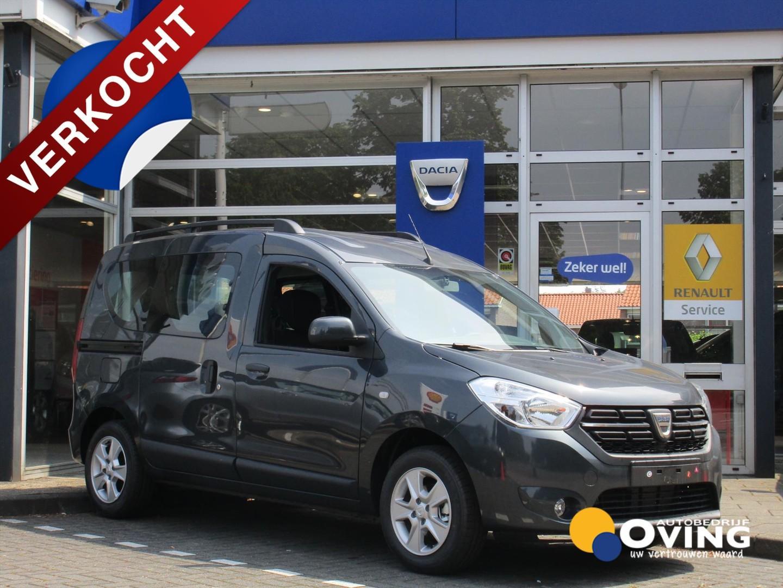 Dacia Dokker 1.5dci 90pk lauréate - direct leverbaar - private lease mogelijk