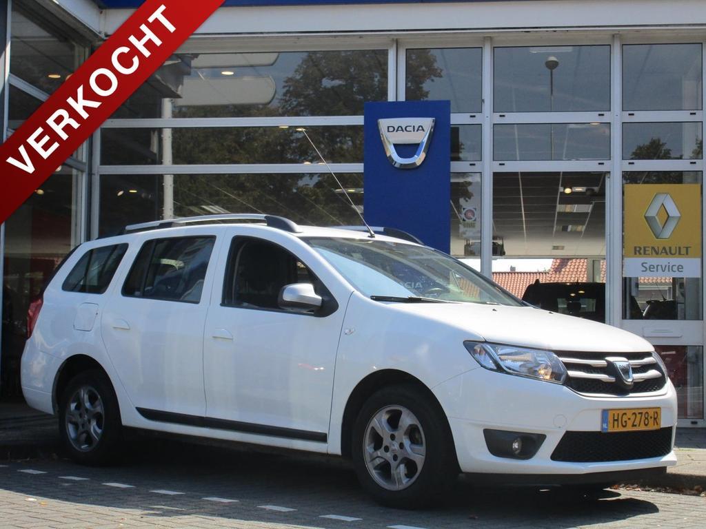 Dacia Logan 0.9 tce 90pk 10th anniversary - eerste eigenaar -