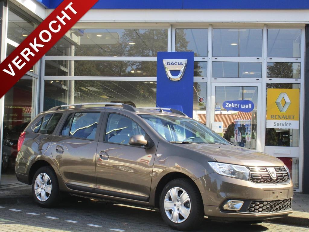 Dacia Logan 0.9 tce 90pk lauréate rijklaar snel leverbaar 5488