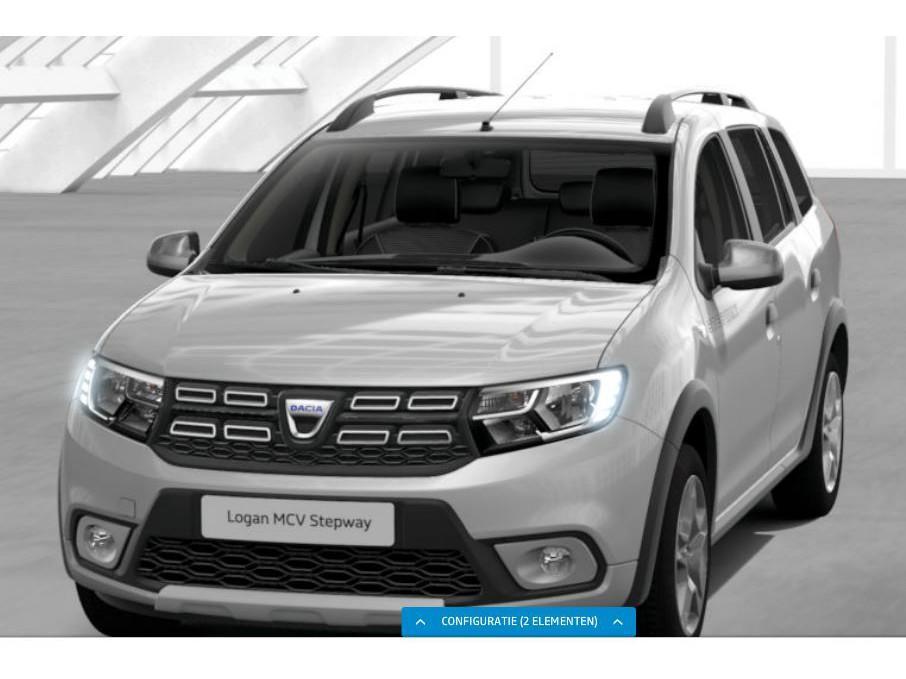 Dacia Logan 0.9 tce 90pk stepway - snel leverbaar - direct rijden 6731
