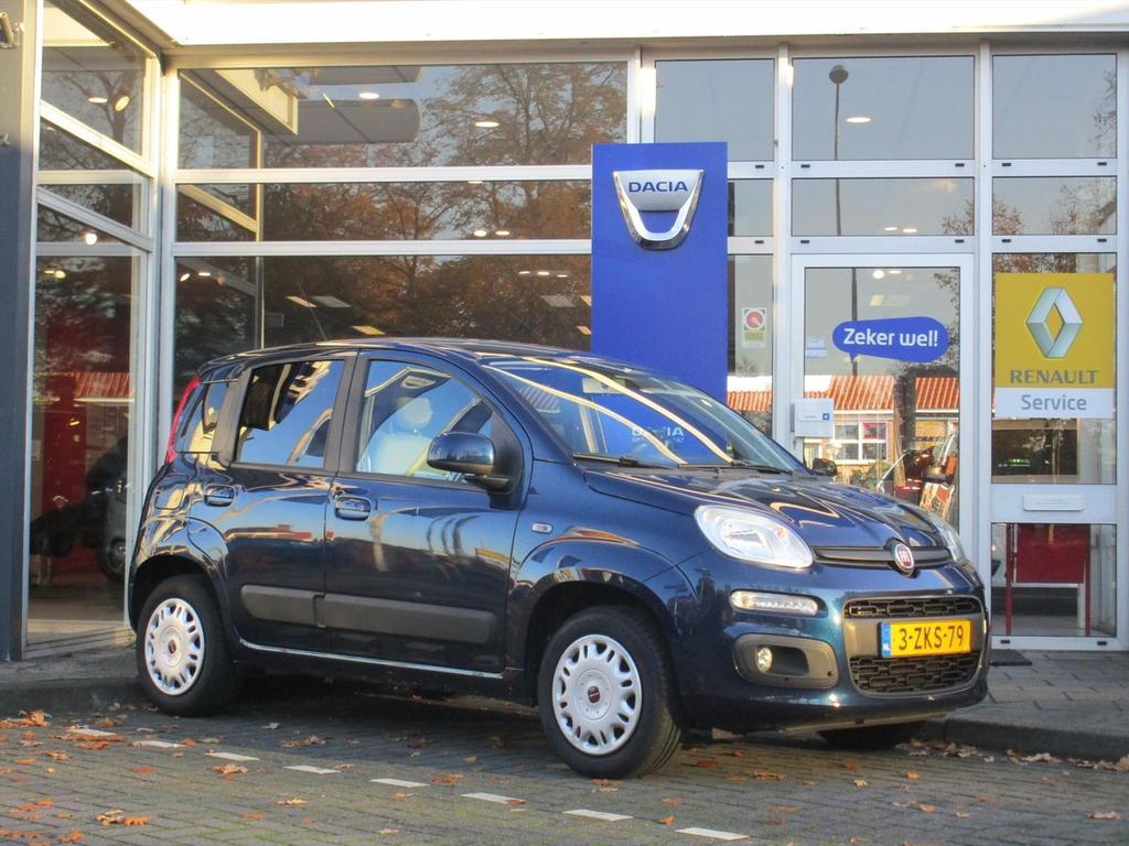 Fiat Panda Lounge 80pk dealer onderhouden origineel nederlandse auto