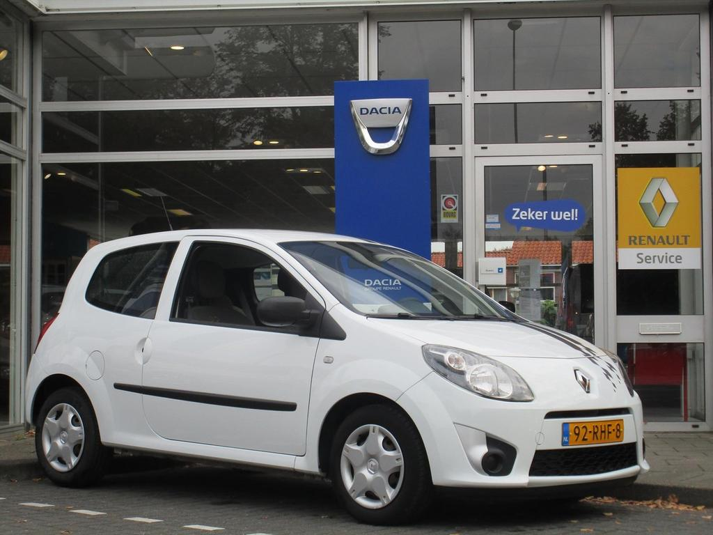 Renault Twingo 1.2 16v 75pk eco² authentique - nieuwe apk - eerste eigennaar -